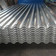 Aluznic corrugated steel sheet